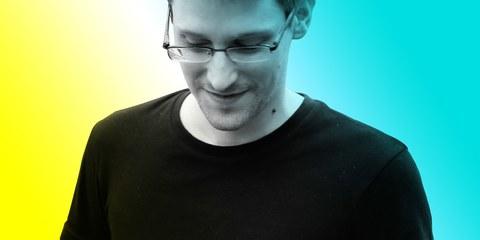 Edward Snowden: un héros et non un traitre. © RADIUS-TWC