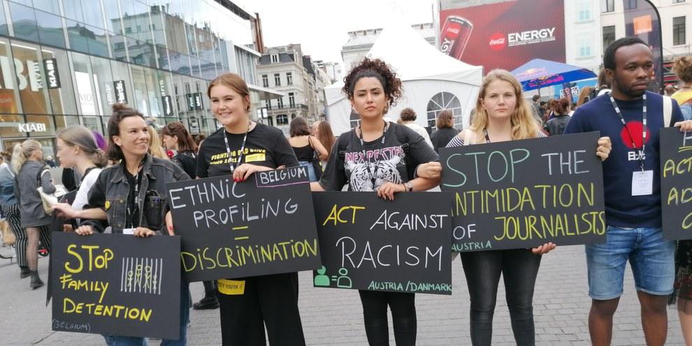 European Youth Meeting 2019 © Amnesty International