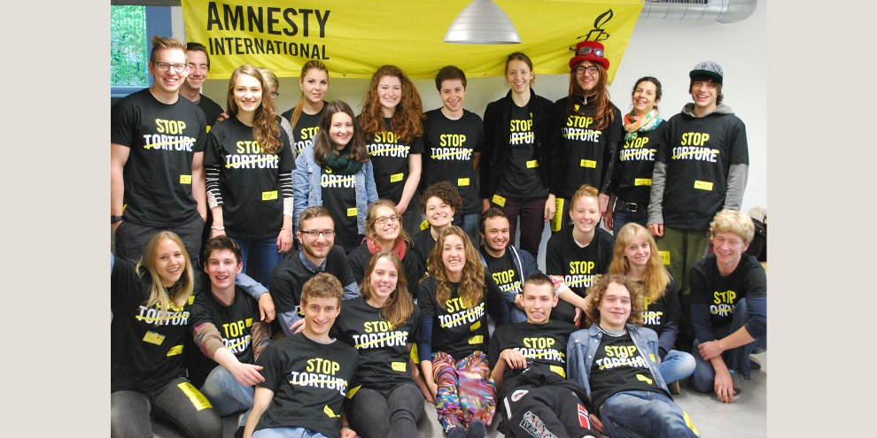 Youthmeeting 2014 © Amnesty International