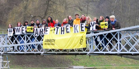 #ReleaseMyanmarPeacefulStudents © Amnesty International