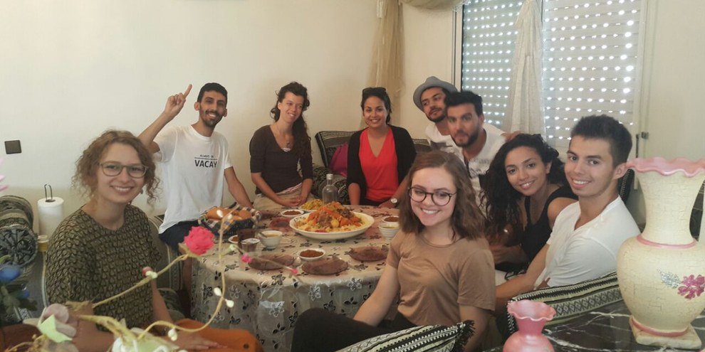 AMNESTY YOUTH in Morocco