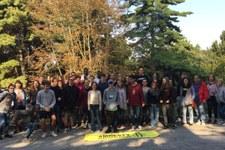 La Transalpine 2018 à Turin