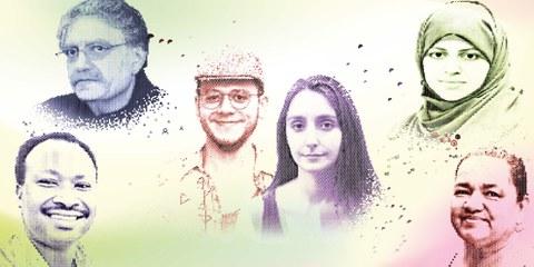 Germain, Nassima, Idris, Jani, Melike e Özgür: quest'anno la Maratona è per loro!