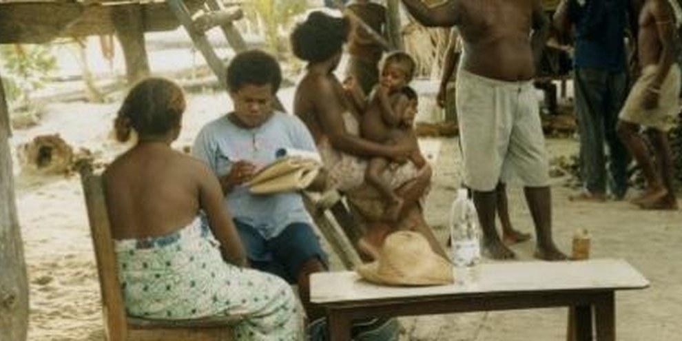 Ricerca die Amnesty sulle isole solomone © AI