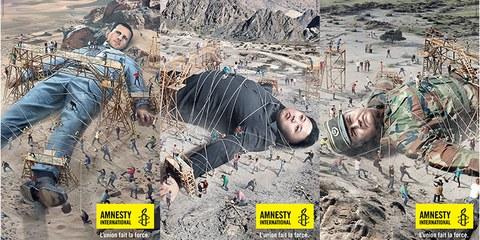 Le nouve inserzioni di Amnesty International
