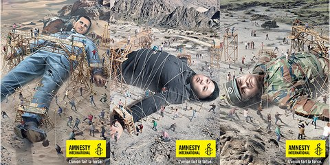 Le nouve inserzioni di Amnesty International