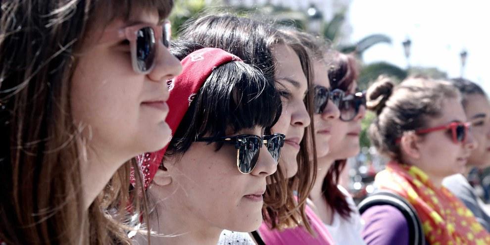 La crisi del Coronavirus ha aumentato la vulnerabilità di donne e ragazze in tutta Europa. ©Alexandros Michailidis / shutterstock.com