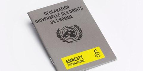 Dichiarazione Universale Diritti Umani