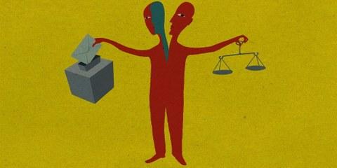 Iniziativa popolare «Diritto svizzero anziché giudici stranieri»