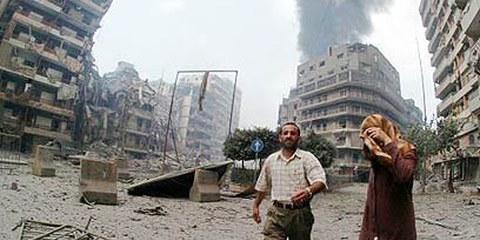 Libano, deliberata distruzione di infrastrutture civili