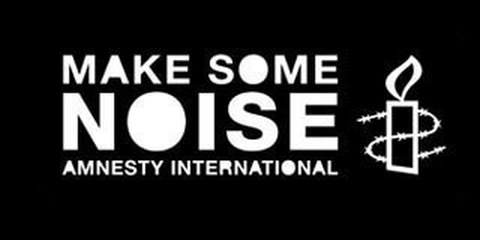 Il logo dell'iniziativa di Amnesty International
