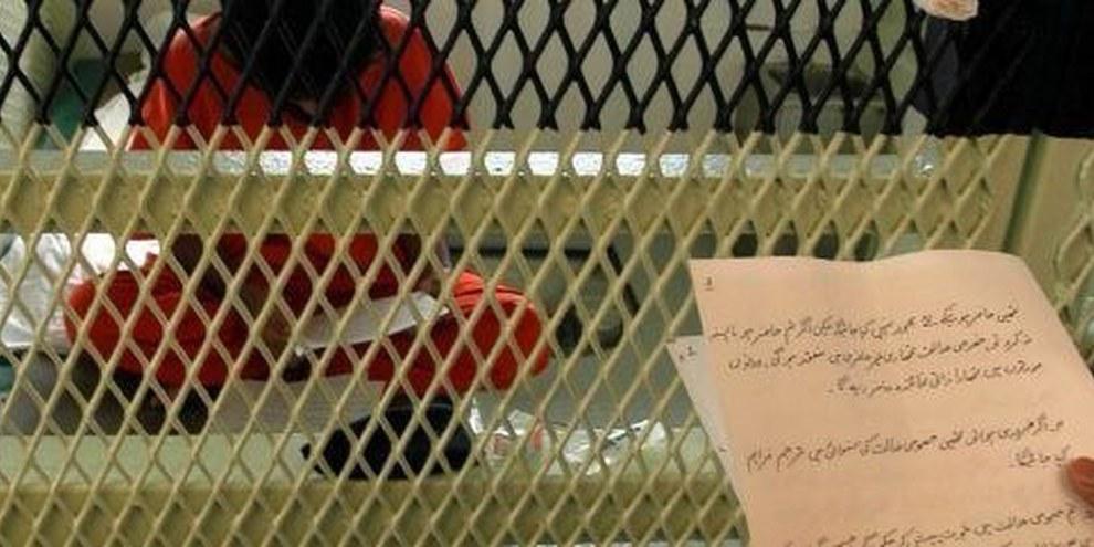 Finalmente i detenuti nella base americana potranno ricorrere davanti al tribunale civile © US DoD
