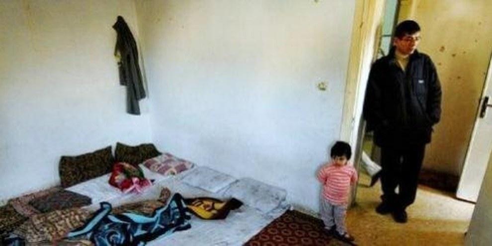 Abbandonati dallo Stato e dalla comunità internazionale milioni di rifugiati vivono in condizioni disagiate © UNHCR