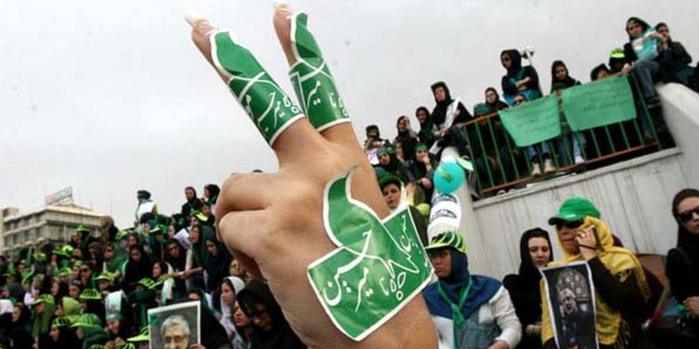 La situazione dei diritti umani in Iran è la più negativa degli ultimi 20 anni © Javad Montazeri