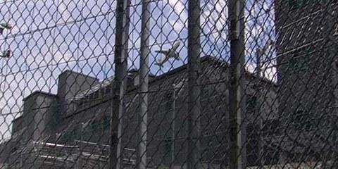 La prigione dell'aeroporto di Zurigo © Kairos Film / aproposfilm
