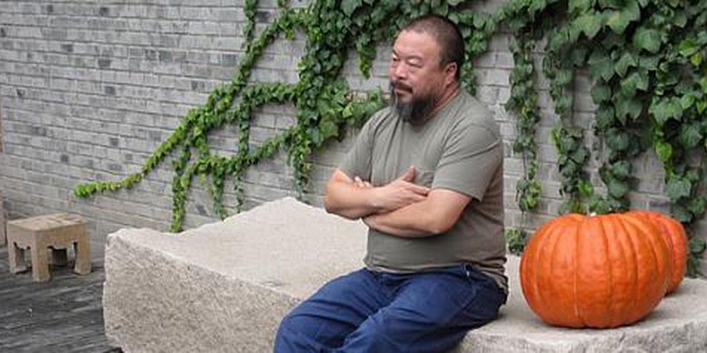 Ai Weiwei. © Bert van Dijk