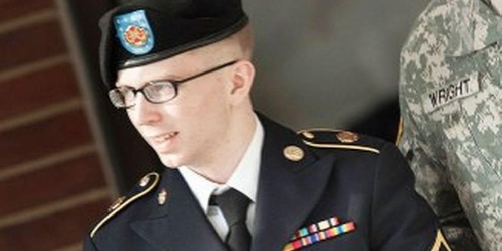 Bradley Manning | © BRENDAN SMIALOWSKI/AFP/Getty Images