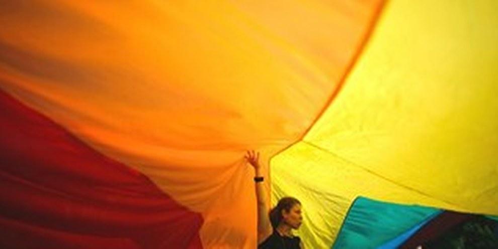 Numerosi Stati europei non riconoscono l'orientamento sessuale come motivi per i crimini dell'odio © REUTERS / Stoyan Nenov