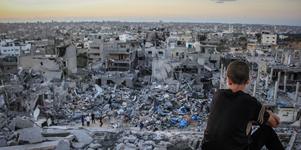 Ancora crimini di guerra | © Ibrahim Khader/Pacific Press/LightRocket via Getty Images