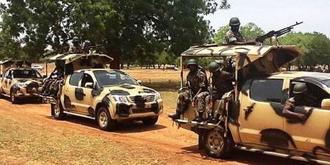 Terribili crimini di guerra documentati in Nigeria | © EPA