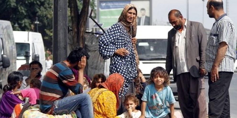 Non chiudiamo la porta ai rifugiati siriani| © EPA