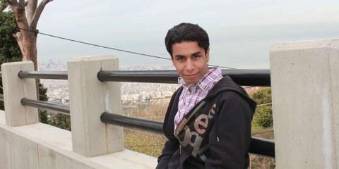 Ali al-Nimr. © Private