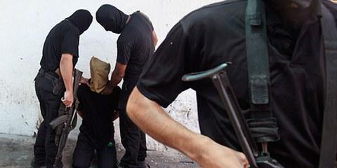 Palestinesi torturati e uccisi da Hamas durante il conflitto del 2014