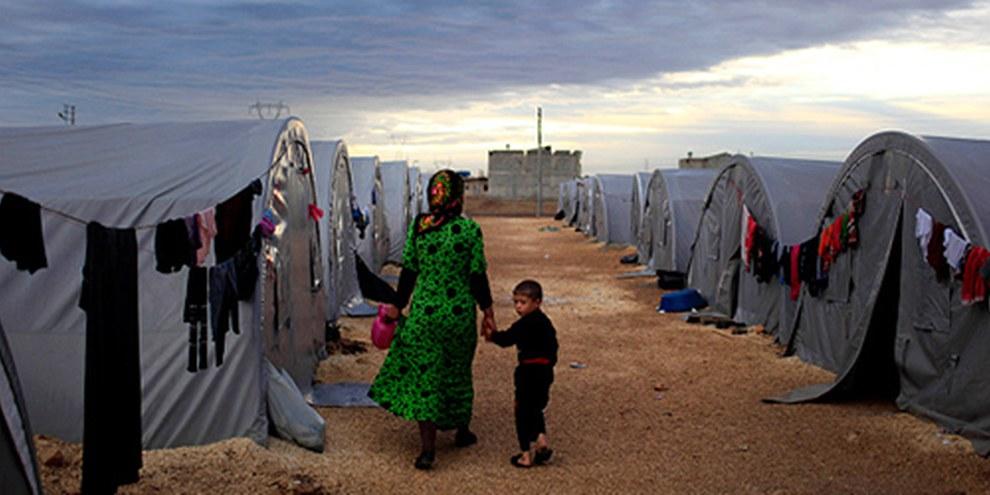 Lacunosa la risposta della comunità internazionale alla grave crisi umanitaria dei rifugiati siriani | © Getty Images