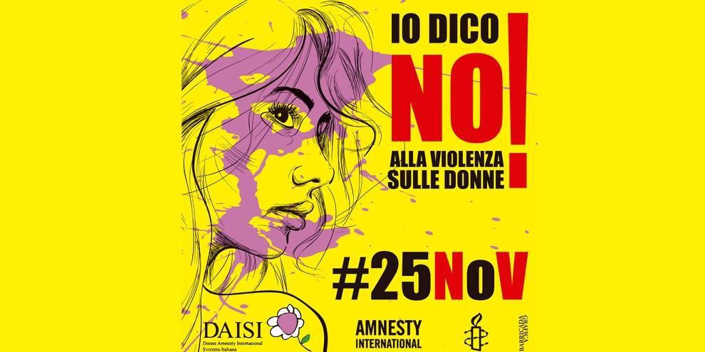 © Barricada Grafica per Amnesty International