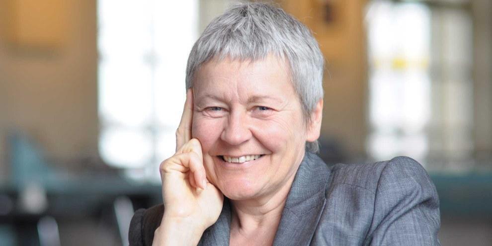 Denise Graf, coordinatrice asilo della Sezione svizzera di Amnesty International © AI