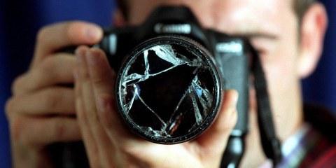 La liberté di stampa viene sistematicamente violata nella maggioranza dei paesi del mondo. © COLOUR BOX