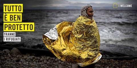 Tutto è ben protetto tranne i rifugati