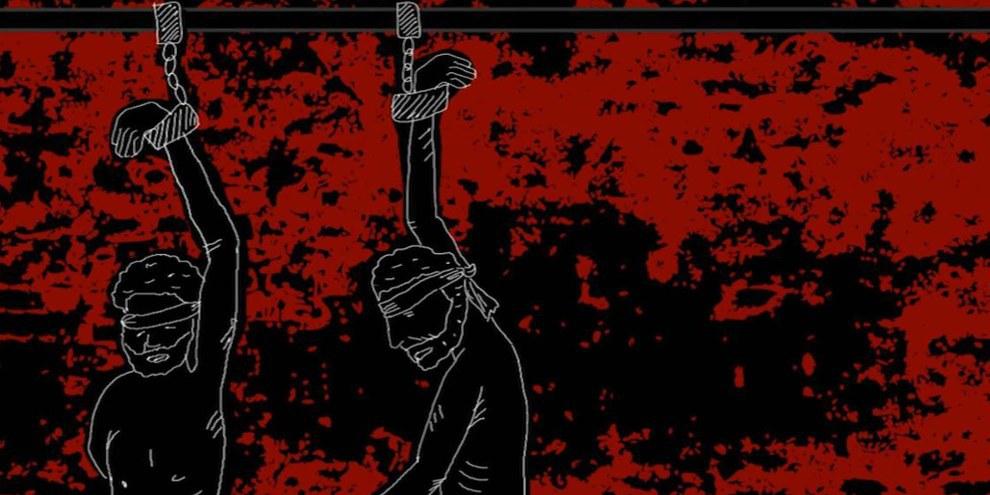 Un'illustrazione che accompagna il rapporto  © Amnesty International