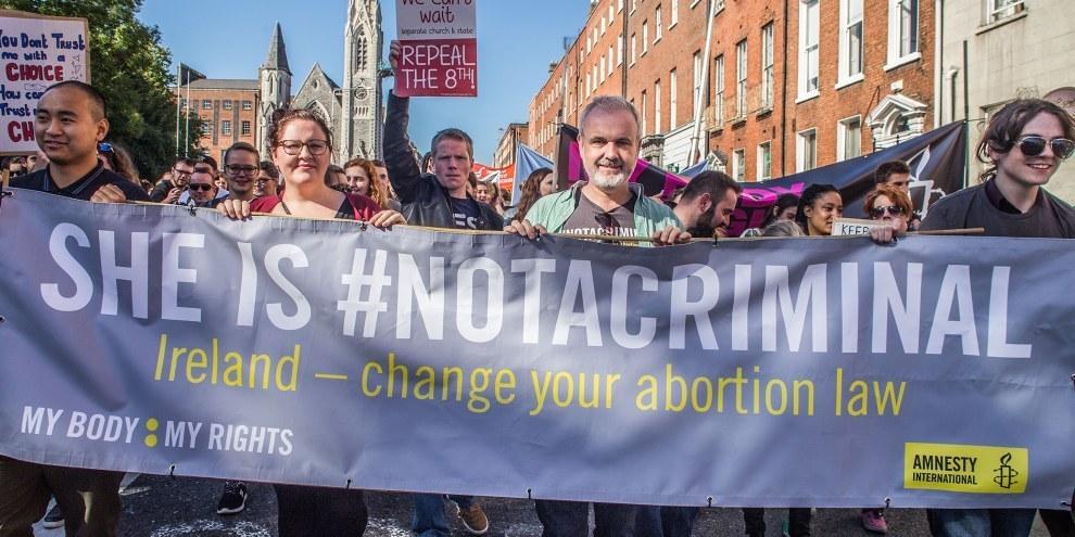 © Amnesty International Ireland