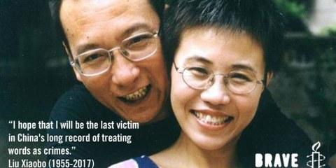 Liu Xiaobo: un gigante dei diritti umani, lascia un'eredità duratura