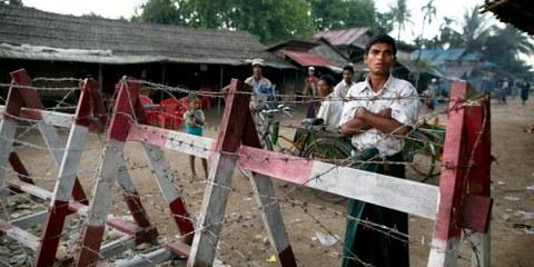 Dal 2012 la persecuzione dei Rohingya, sistematica già in passato, si è intensificata. © Paula Bronstein/Getty Images