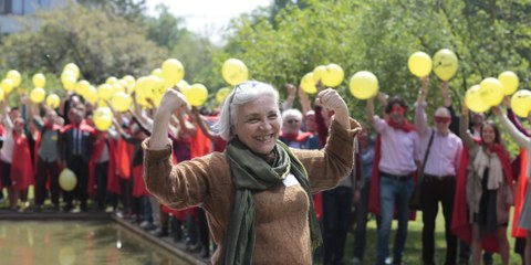 Idil Eser, direttrice di Amnesty Turchia, crede nella forza della CEDU. © Amnesty International