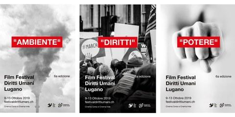 Amnesty alla 6a edizione del Film Festival Diritti Umani Lugano