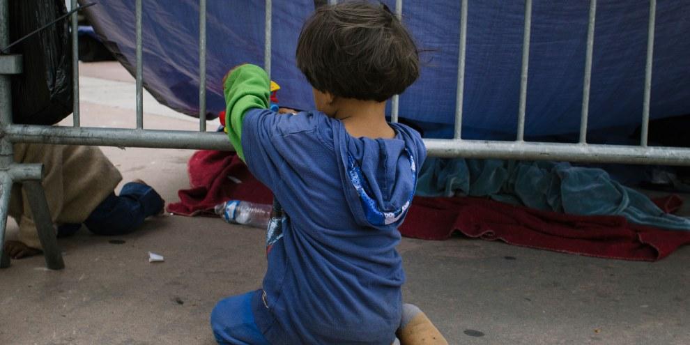 Stati Uniti: Mettere fine alla detenzione di bambini ...
