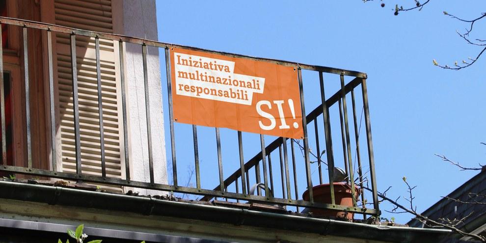 Iniziativa multinazionali responsabili: La lobby delle multinazionali vince  in Parlamento, si andrà al voto popolare — amnesty.ch